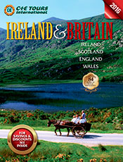 View the NEW! CIE Tours 2016 Ireland & Britain eBrochure