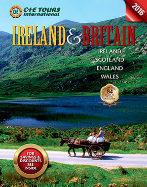2016 Ireland & Britain Brochure