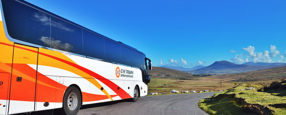 Ireland Bus Tours With Cie Tours See Ireland At Its Best