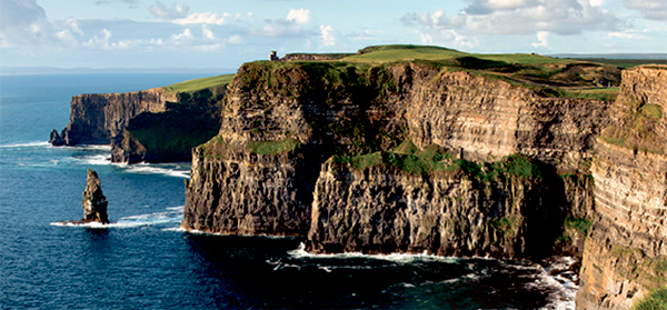2017 Ireland & Britain Luxury Collection&#13Cliffs of Moher, Co. Clare
