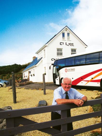 Coach And Driver, for your Irish Tour