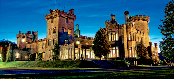 2017 Ireland & Britain Luxury Collection&#13Dromoland Castle Hotel