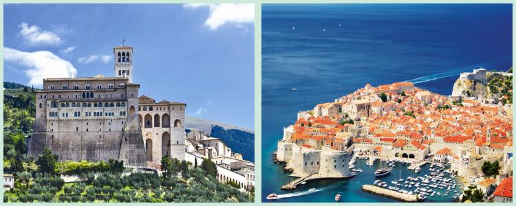 Escorted Coach Tours of Eastern Europe and Italy, the perfect European and Italian vacation