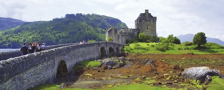 Escorted Coach Tours of Scotland, the ideal Scotish vacation