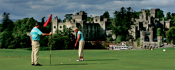 2017 Ireland & Britain Luxury Collection&#13Golf At Ashford Castle