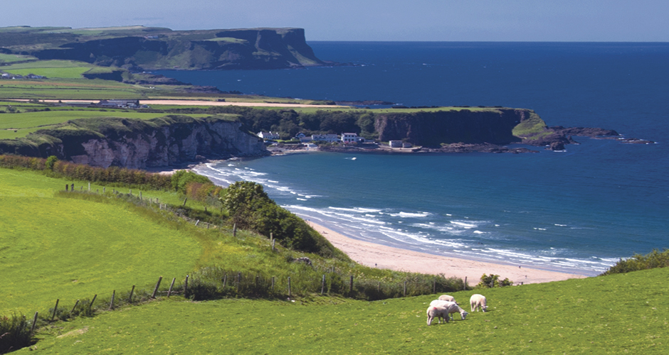 Enjoy scenic views on a tour of Ireland with CIE Tours