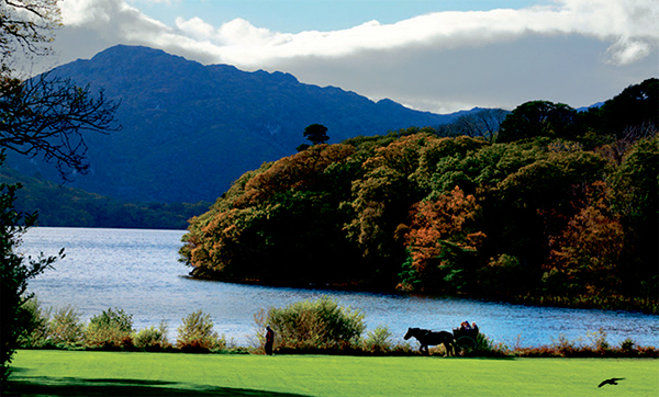 2017 Ireland & Britain Luxury Collection&#13Lakes of Killarney, Co. Kerry