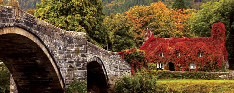Escorted Coach Tours of Wales, the perfect Welsh vacation