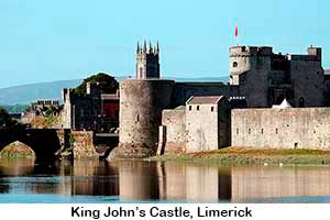 Irish Heritage and Dromoland Castle 8 Days