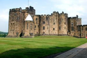Alnwick Castle
