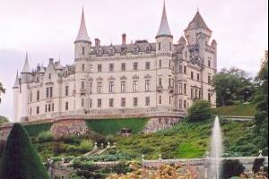 Dunrobin Castle