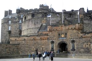 Edinburgh Castle - Edinburgh