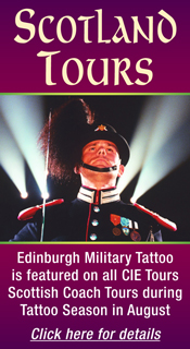 Royal Edinburgh Military Tattoo Tour Packages With CIE Tours