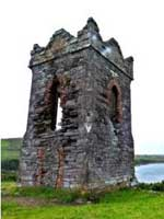 Watch Tower, Dingle Bay