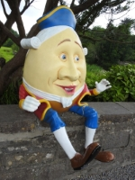 Humpty Dumpty, Westport House