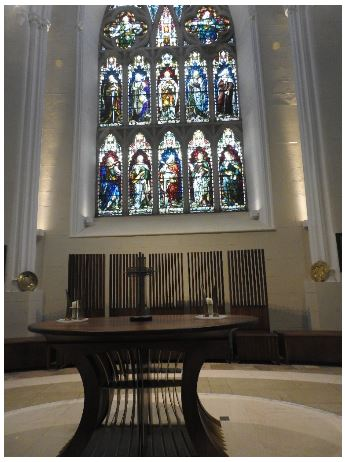 Altar, Down Cathedral