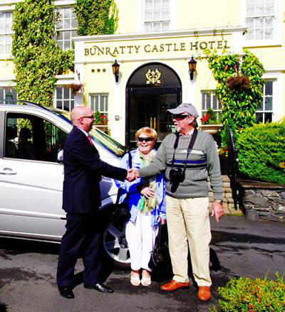 Chauffeur-driven vacations to Ireland