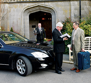 Chauffeur-driven vacations to Ireland & Scotland
