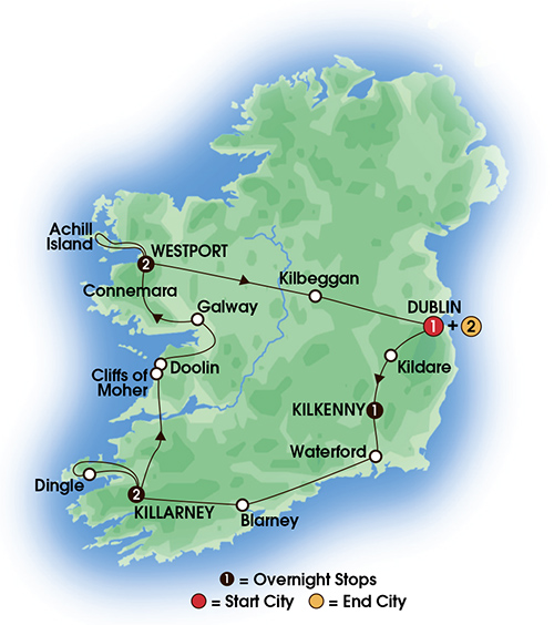9 Day Irish Pubs and Folklore 2015