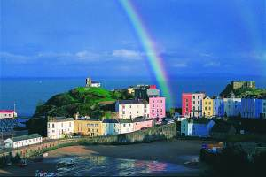 Taste of Wales & Ireland  - 10 or 12 Day Coach Tour