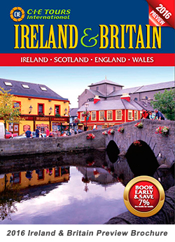 2016 Ireland & Britain Preview Brochure